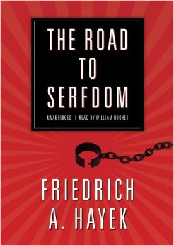The-Road-To-Serfdom-Book