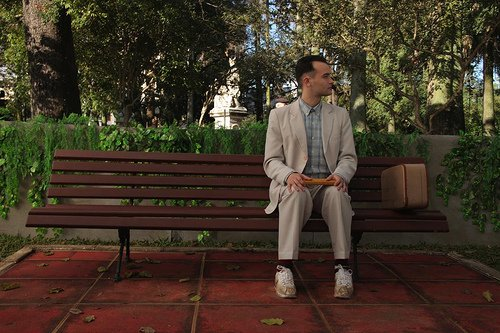 25 Little Known Facts About Forrest Gump. | Maverick & Go ...