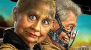 Hillary - Bill Clinton - Madd Maxx