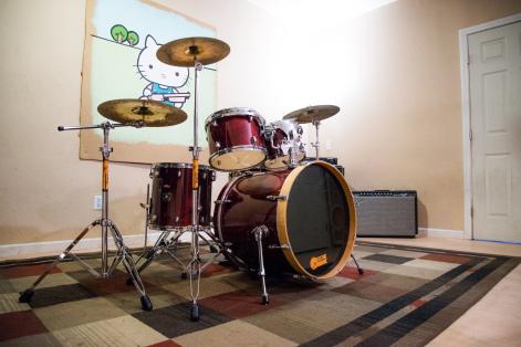 Gretch drum set